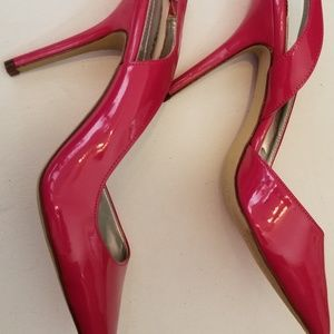 Limelight Pink Heels Size 10